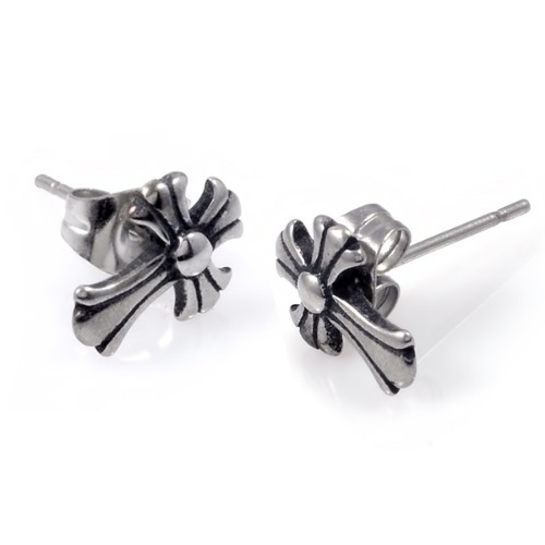 TIE-220 - TATIAS, Titanium Earrings or Ear Piercings