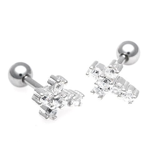 TEP-957 - TATIAS, Titanium Earrings or Ear Piercings