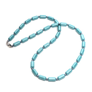 TC-223 - TATIAS, Titanium Chain Necklace