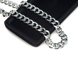 TC-255 - TATIAS, Titanium Chain Necklace