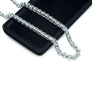 TC-250 - TATIAS, Titanium Chain Necklace