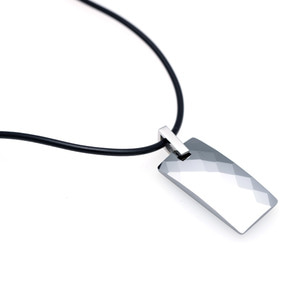 TUP-273 - TATIAS, Tungsten Pendant Necklace