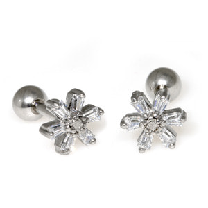 TEP-959 - TATIAS, Titanium Earrings or Ear Piercings