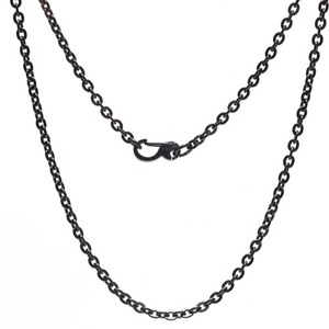 TC-418 - TATIAS, Titanium Chain Necklace