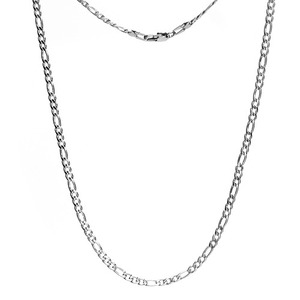 TC-215 - TATIAS, Titanium Chain Necklace