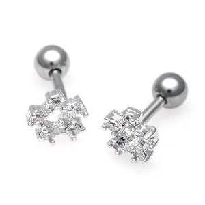 TEP-958 - TATIAS, Titanium Earrings or Ear Piercings