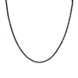 TC-207 - TATIAS, Titanium Chain Necklace