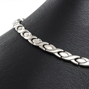 TC-528 - TATIAS, Titanium Chain Necklace