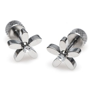 TEP-217 - TATIAS, Titanium Earrings or Ear Piercings