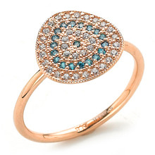 GR-311 - TATIAS, 14K & 18K Gold Ring