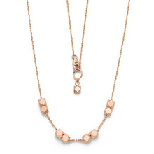 GN-531 - TATIAS, 14K & 18K Gold Pendant Necklace